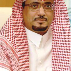 الأحمري يحتفي به زفاف نجله عبد الله