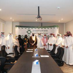 أمير مكة المكرمة يتوّج الجبير بجائزة الاعتدال