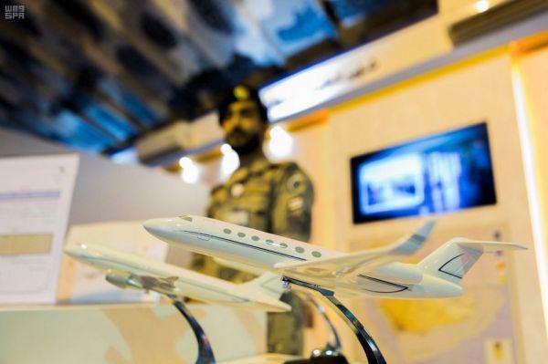 جناح الأمن العام يعرض أحدث تقنياته مكافحة الجرائم المعلوماتية في الجنادرية
