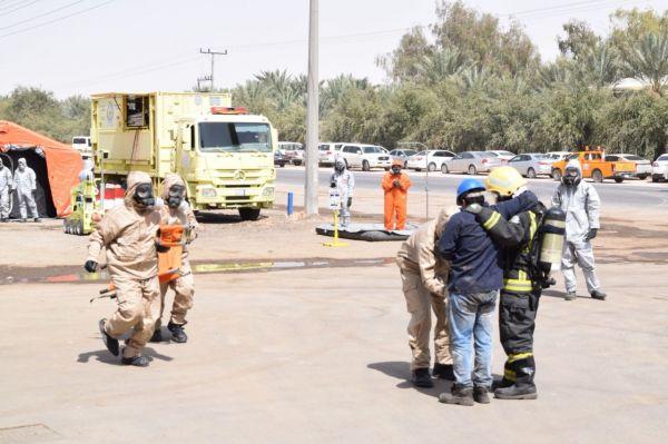 شرطة الرياض تقبض على عدد من المطلوبين ضمن حملة وطن بلا مخالف