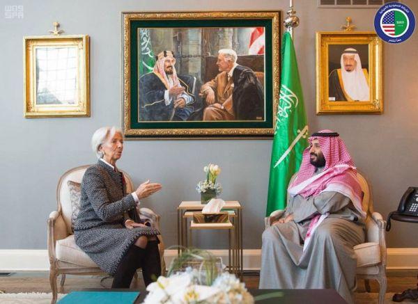 وزير الخارجية : محادثات ولي العهد مع الرئيس الأمريكي مثمرة وتعزز فرص التعاون بين البلدين