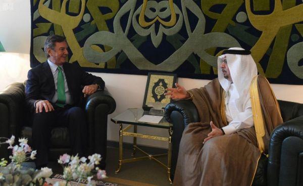 الأمير خالد الفيصل يطلق غداً فعاليات (القافلة) على الواجهة البحرية الجديدة بجدة
