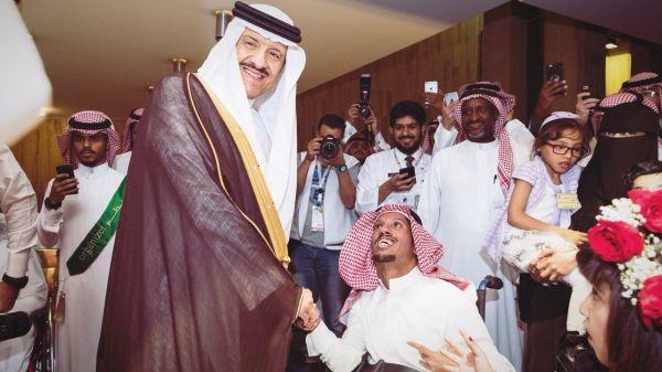 حرم أمير منطقة الرياض تكرّم 302 طالبة متفوقة بالرياض