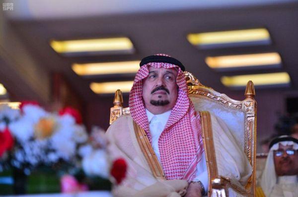 أمير منطقة الرياض يستقبل سفير جمهورية جنوب أفريقيا لدى المملكة