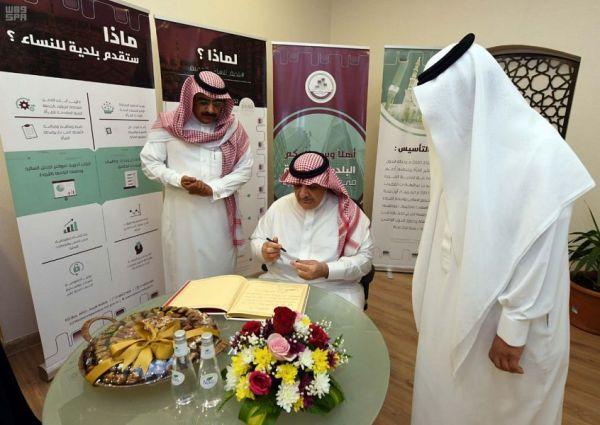 مدير عام المؤسسة العامة للري يتفقد مشاريع قنوات الري في الاحساء