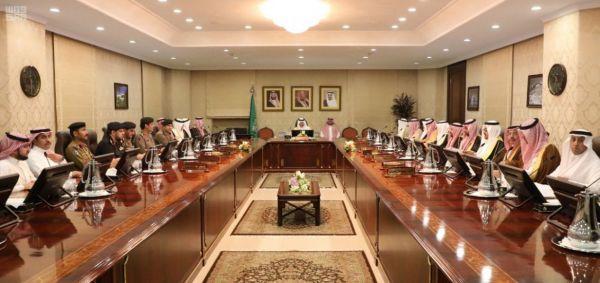 نائب أمير منطقة نجران يستقبل سفير دولة الإمارات لدى المملكة