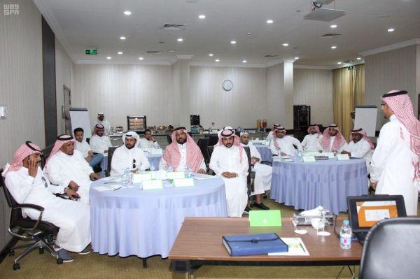 جمعية فتاة الخليج النسائية بالخبر تنظم نشاط الليلة الشعبية