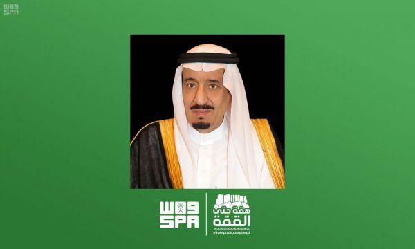 مستشفيات صحة الرياض تتوشح بالأخضر  باليوم الوطني