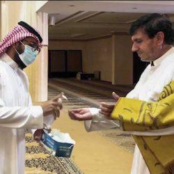 انطلاق مناورات تمرين علم الصحراء بقاعدة الظفرة الجوية بالإمارات الشقيقة