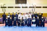 الشباب بطلاً للناشئين والزلفي يعانق الذهب ببطولة المملكة لأندية التايكوندو